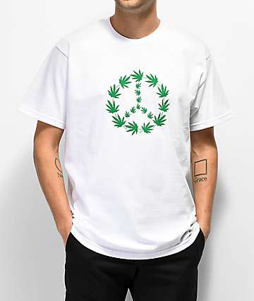 FRESHHELL Greenpeace White T-Shirt