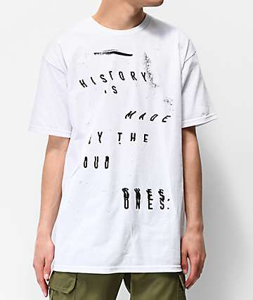 FYG History Made White T-Shirt