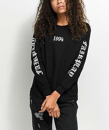 Fairplay 1994 camiseta negra de manga larga