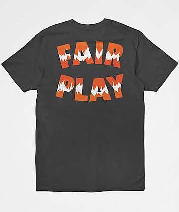 Fairplay A Fire Inside Black T-Shirt