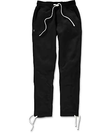 Fairplay Anders Black Fleece Pants