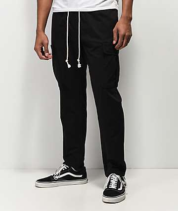 Fairplay Cahill Cargo pantalones negros