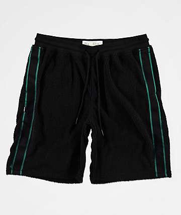 Fairplay Calypso Black Sherpa Shorts