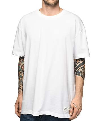 Fairplay Easton White T-Shirt