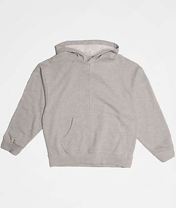 Fairplay Lyric Grey Hoodie