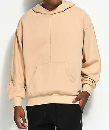 Fairplay Lyric Sand Hoodie