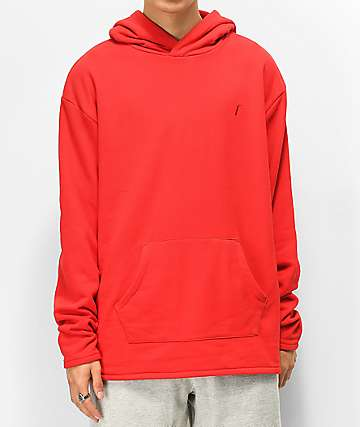 Fairplay Matthews Red Hoodie
