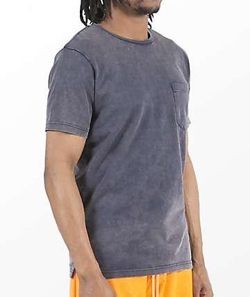 Fairplay Omari Navy Knit T-Shirt
