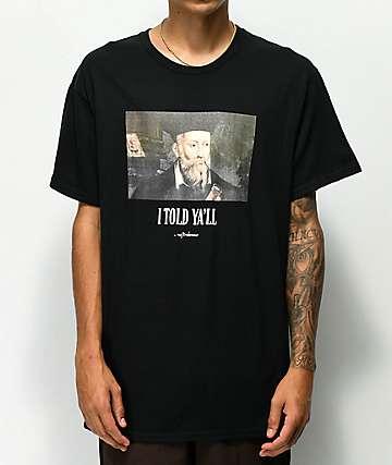 Fairplay Prophecy camiseta negra