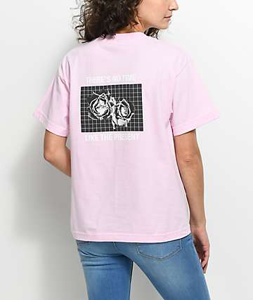 Fairplay Rose camiseta rosa