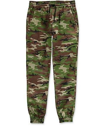Fairplay The Runner Camo Jogger Pants