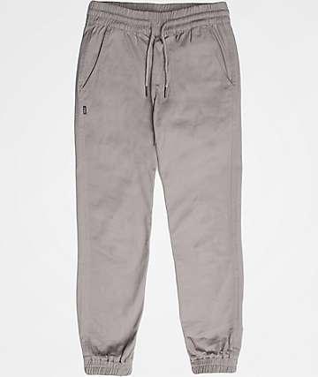 Fairplay The Runner Grey Jogger Pants