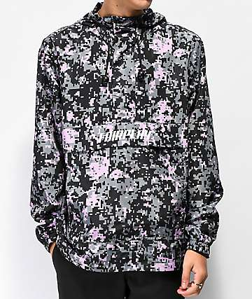 Fairplay Trapper Digi Camo Anorak Jacket