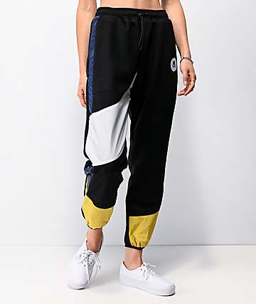 Favelo Black & Yellow Sweatpants