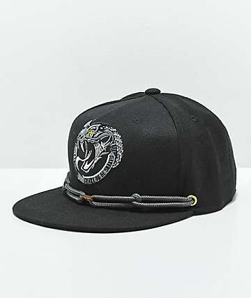Findlay Yellow Belly Sea Snake gorra negra