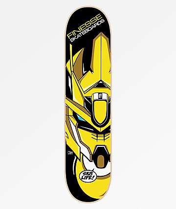 """Finesse Robot XL 8.0"""" Skateboard Deck"""