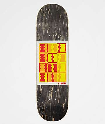 "Fixer Livingston 8.8"" Skateboard Deck"