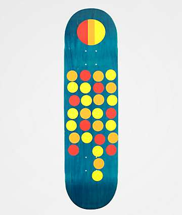"Fixer VIV 8.6"" Skateboard Deck"