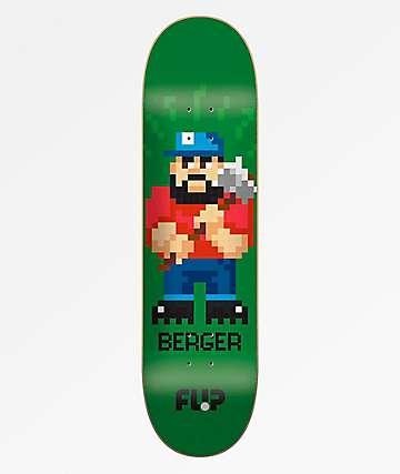 "Flip Berger Sprite 8.0"" Skateboard Deck"