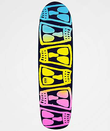 "Flip Mountain Vato Repeater 9.0"" Skateboard Deck"