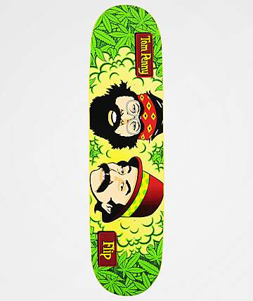 "Flip Penny Mary Jane 8.0"" Skateboard Deck"