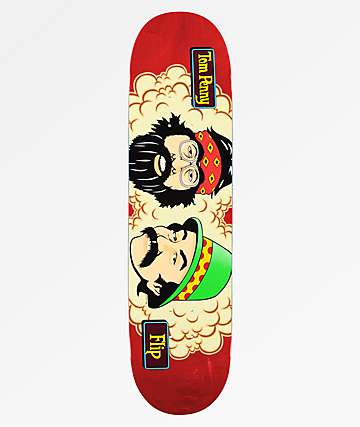 "Flip Penny Tom's Friends 8.0"" Skateboard Deck"