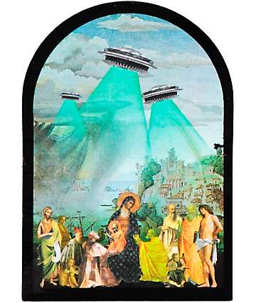 Flying Coffin Nephilim OG Sticker
