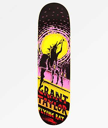 "Flying Rat Taylor 8.5"" Skateboard Deck"