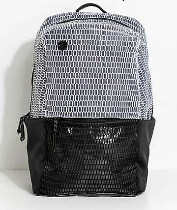 Focused Space The Projector Black Backpack