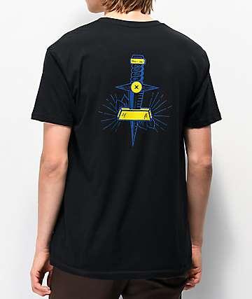 Fortune Chosen One Black T-Shirt