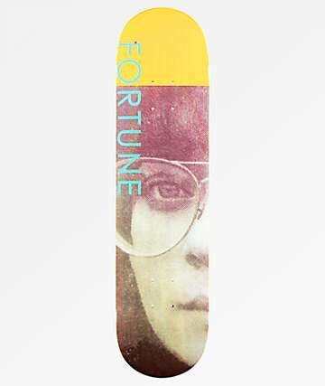 "Fortune Equality 7.75"" Skateboard Deck"