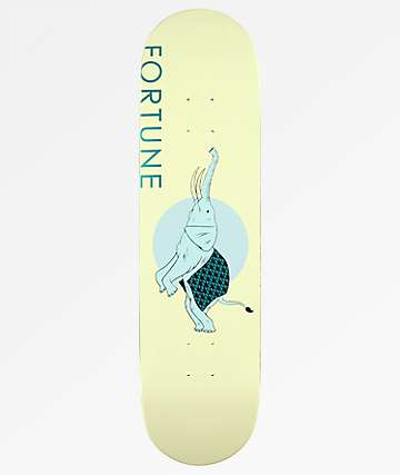 "Fortune Good Fortune 8.25"" Skateboard Deck"