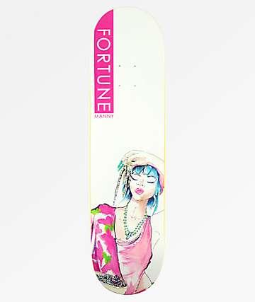 """Fortune Manny Femptrap 8.0"""" Skateboard Deck"""