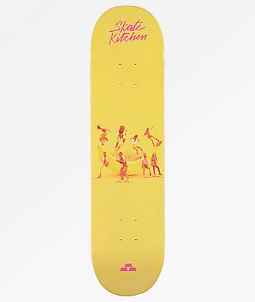 "Fortune x Skate Kitchen Poster 7.75"" Skateboard Deck"