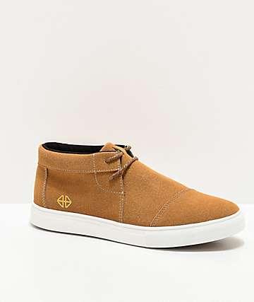 Forwin V3RSA Sand & White Shoes