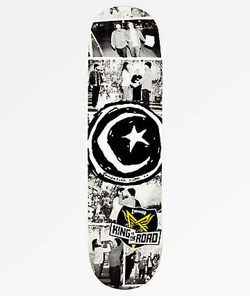 "Foundation King Of The Road Wedding 8.375"" Skateboard Deck"