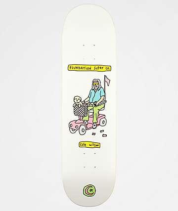 "Foundation Wilson Senior Citizen 8.5"" tabla de skate"