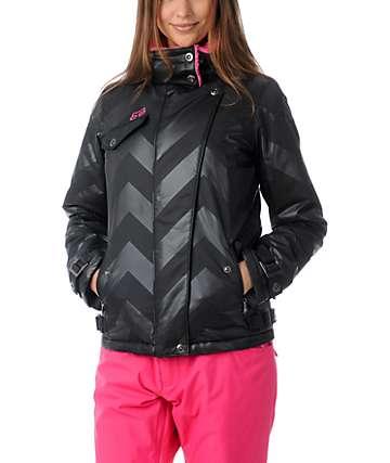 Fox Hot Shot Black Insulated Jacket 87b8f7db9