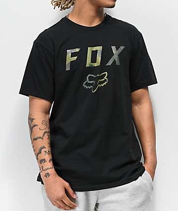 Fox Legacy Moth Black T-Shirt