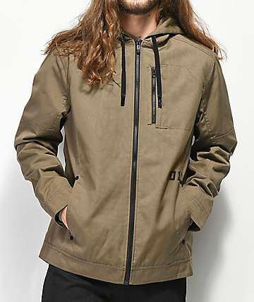 Fox Mercer Bark Jacket