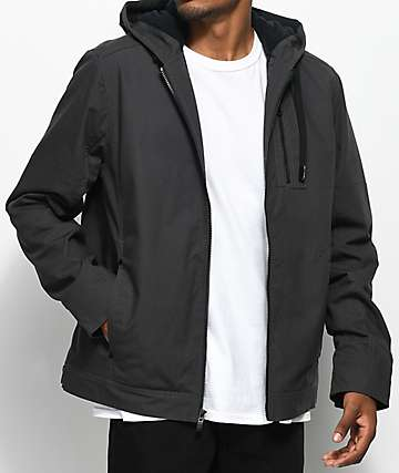 Fox Mercer Charcoal Jacket