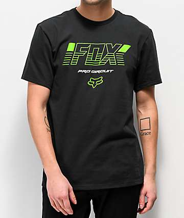 Fox x Pro Circuit Black T-Shirt