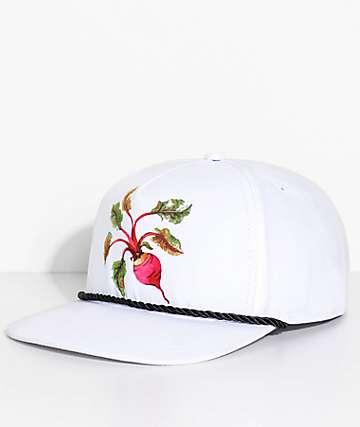 Frank 151 Island Vibes White Snapback Hat