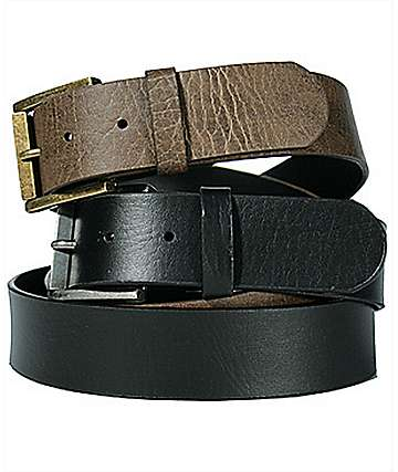 Free World 2 For 1 Belts