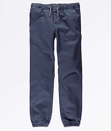Free World Boys Remy Navy Jogger Pants
