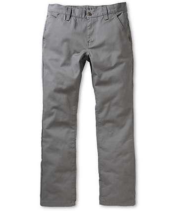 Free World Drifter Stay Press Slim Fit Chino Pants