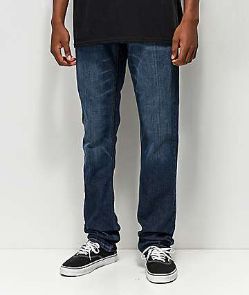 Free World Messenger Miami jeans ajustados elásticos