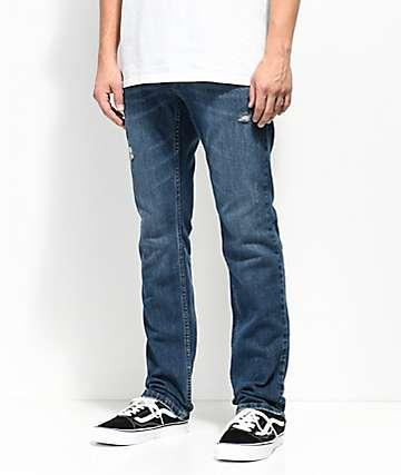 Free World Messenger Stretch Calypso jeans ajustados