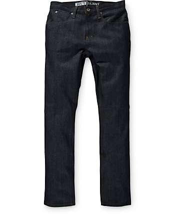 Free World Messenger jeans de ajuste ceñido