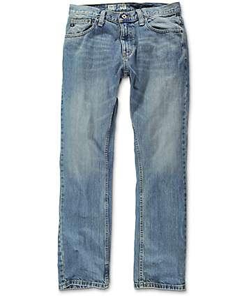 Free World Night Train Daytona pantalones con ajuste regular